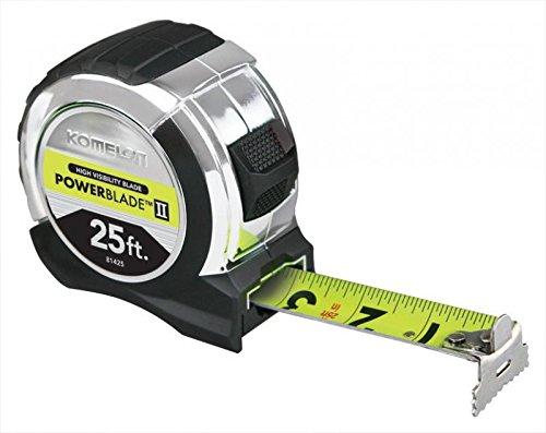 Komelon USA 81425 25' Powerblade II Tape Measure by Komelon