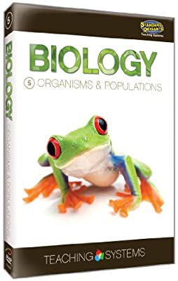 Teaching Systems Biology Module 5: Organisms & Populations from Standard Deviants School