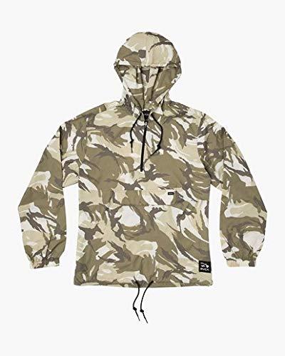 rain jacket rvca - 1