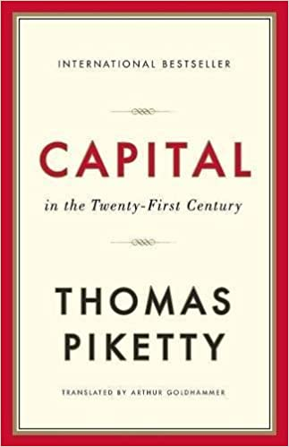 What I learned from Piketty's Capital in the 21st Century