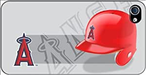Los Angeles Angels MLB iPhone 4-4S Case v3 3102mss