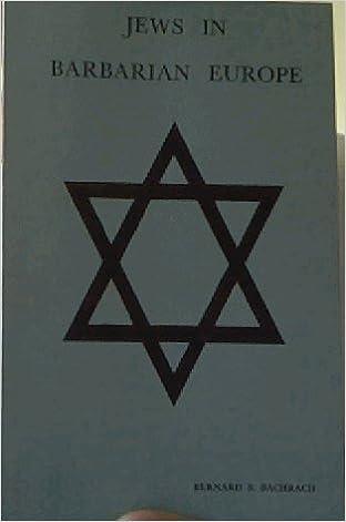 Jews in Barbarian Europe