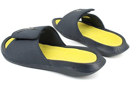 Jordan Hombres Hydro 6 Slide Sandalias Azul