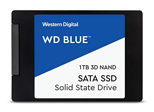 WD Blue 1TB Internal Solid State Drive