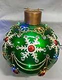 """RESON Enterprises 17094XT 17"""" Green for Led Ornament"""