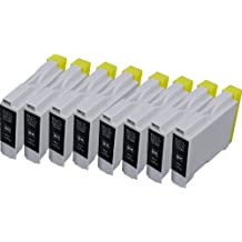 8 Pack Compatible Brother LC-51 8 Black for use with Brother DCP-130-C, DCP-350-C, DCP-540-CN, Fax-1355, Fax-1360, Intellifax 1360, Intellifax 2480C, MFC-240-C, MFC-260-C, MFC-3360-C, MFC-440-CN, MFC-465-CN, MFC-5460-CN, MFC-5860-CN, MFC-665-CW, MFC-685-CW, MFC-845-CW, MFC-885-CW. Ink Cartridges for inkjet printers. LC-51-BK © Zulu Inks
