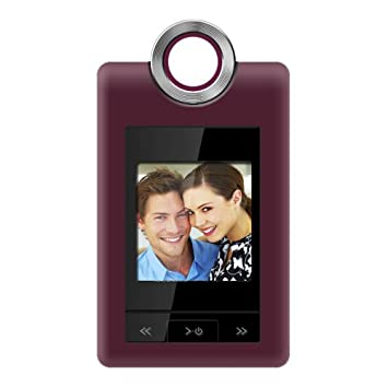 """Coby DP152 1.44"""" Rojo marco fotográfico digital - Marco digital (3,66 cm"""