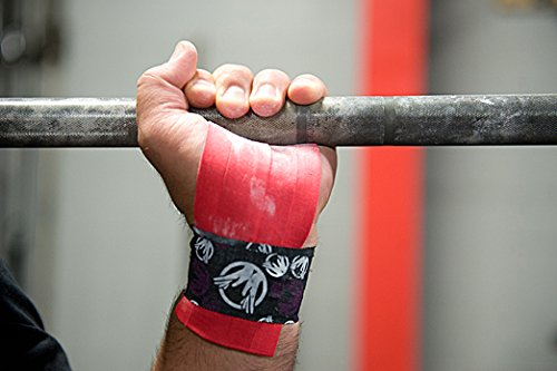 5acef0c02e60 Amazon.com  The Natural Grip - Custom Hand Protection - Red