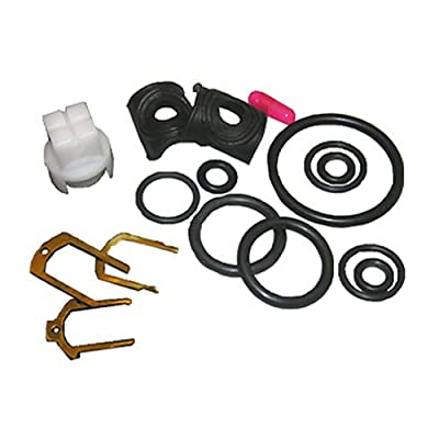 LASCO 0-3055 Plastic Cartridge Repair Kit Fits Moen Brand