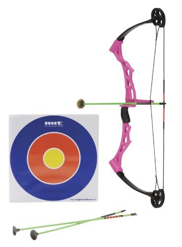 Girls Rapid Riser Compound Bow (Pack of 6) (Rapid Riser Compound Bow)