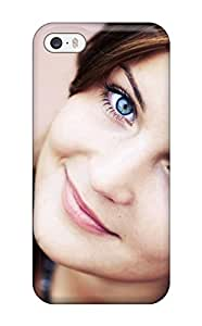 High Grade CecilRayThomas Flexible Tpu Case For Iphone 5/5s - Girl Portrait Photography