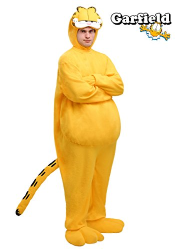 Adult Garfield Costume Standard