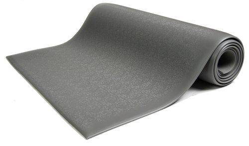 Bertech ESD Anti Fatigue Floor Mat Roll, 3' Wide x 60' Long x 0.375