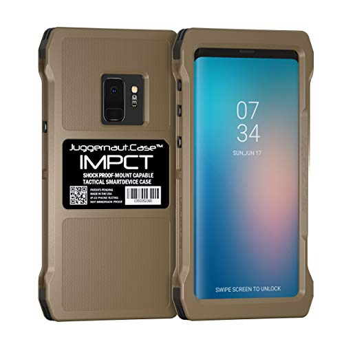 Juggernaut.Case IMPCT Smartphone Case - Compatible with Samsung Galaxy S9