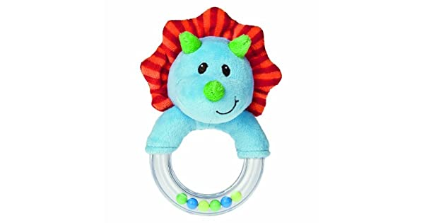 Amazon.com: Mary Meyer Rattle Mango overol, Dino: Baby