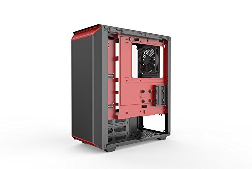 Phanteks PH-EC300PTG_BR Eclipse P300 Tempered Glass Steel ATX Mid Tower Case Black/Red by Phanteks (Image #7)