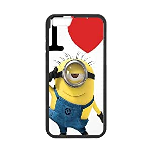"""Despicable Me Cartoon Movie Productive Back Phone Case For Apple Iphone 6,4.7"""" screen Cases -Pattern-1"""