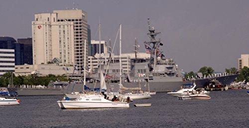 Home Comforts LAMINATED POSTER U.S. Navy 12.7 cm  High-Veloc