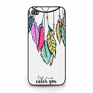 Fantasy Dreamcatcher Phone Case Black Hard Plastic Case Cover For Iphone 5c,Dreamcatcher Iphone 5c Phone Case