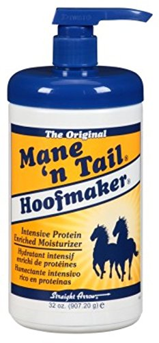 Mane'n Tail Hoofmaker Hand & Nail Moisturizer Therapy 32 oz (Pack of 6)