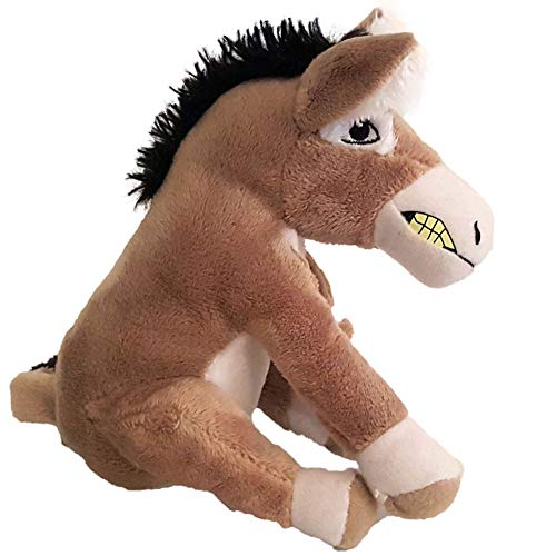 The Wonky Donkey Plush Figure Stuffed Animal Toy Doll for Kids Gift 6.3
