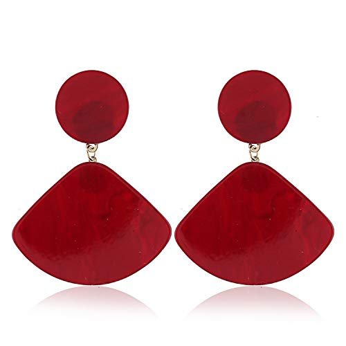Personality Simple Long-style Ear Needle Fashion Shell Earrings Gift for Lady Baitao Ear Nails Jewelry for the women earrings,1