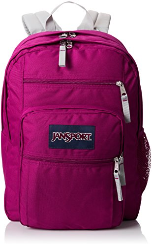 JanSport Big Student Backpack - 2100cu in Berrylicious Purple, One Size