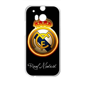 ORIGINE The Real Madrid Cell Phone Case for HTC One M8