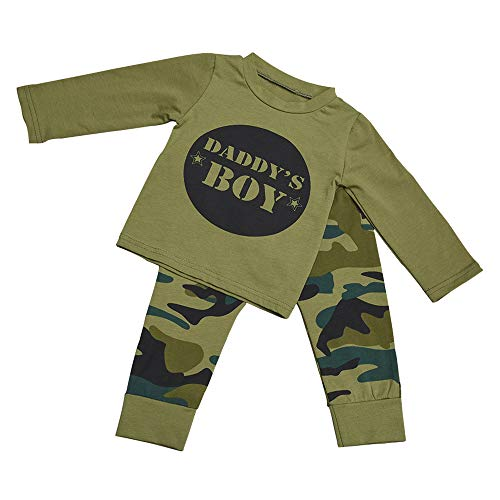 Infant Camouflage Clothing - 8