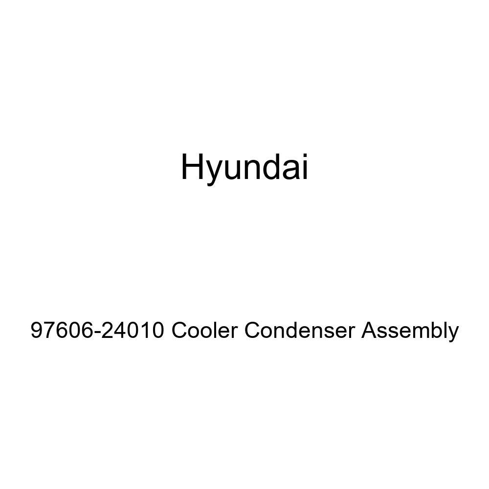 Genuine Hyundai 97606-24010 Cooler Condenser Assembly