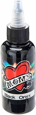BLACK ONYX Millennium Moms 1/2oz Tattoo Ink Mom's Millenium Milennium Pigment