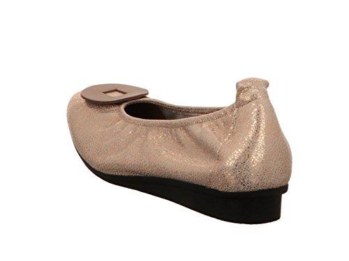 Arche Ninaya Ninaya Quartz/BR Damen Ballerina & Spangenschuhe in Mittel QUARTZ/BLUSH
