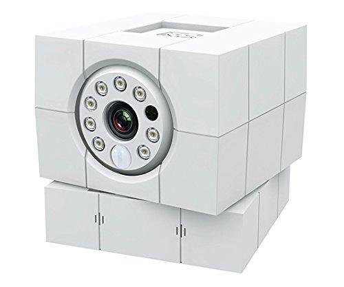 マザーツール3-5367-01ネットワークIPカメラACC1308A1WH B07BD2BLXS