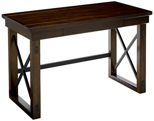 Altra Wildwood Wood Veneer Coffee Table