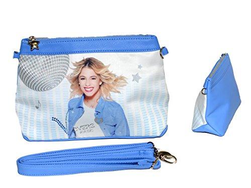 Disney Violetta Feder Tasche Kosmetik Make-up Bag Aufbewahrungtasche