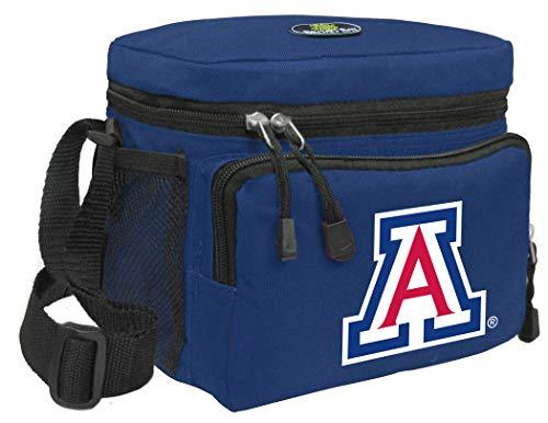 Broad Bay Arizona Wildcats Lunch Bag NCAA University of Arizona Lunchboxes