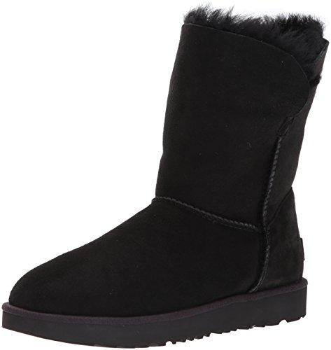 Noir Classique Ugg Australia Chaussures Classiques Avec Entrée Pour Femmes yZyxBm