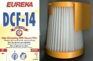 Eureka Dust Cup Filter With Arm & Hammer Inside Fits Eureka Boxed