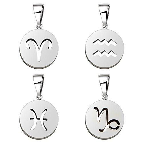 Zodiac Charm Pendant Jewelry - 5