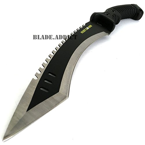 Fixed Machete Blade Kukri (16