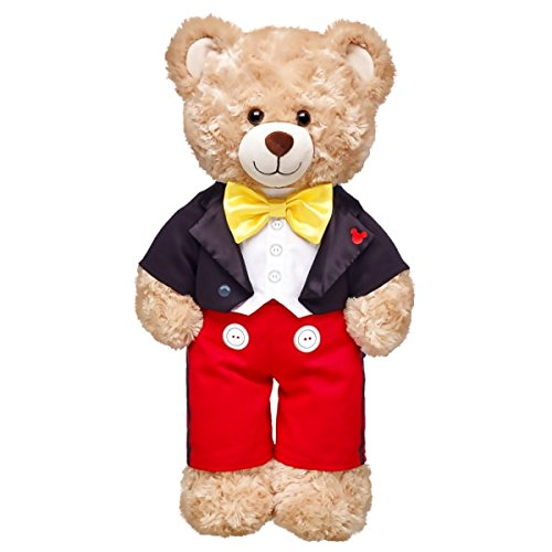 (Build A Bear Workshop Disney Mickey Mouse Tuxedo Costume 2 pc.)