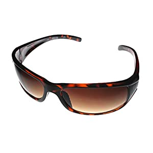 Kenneth Cole Reaction 1079 Sunglasses Shiny Brown