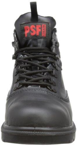 PSF 526SM, Herren Chukka Boots, Schwarz (Black), 40 2/3 EU