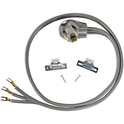 Certified Appliance Accessories 90-1014 Dryer Cord, 6 Foot ()