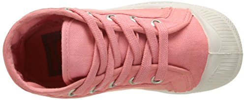 Bensimon Tennis Mid - Zapatillas Altas De Deporte Para Exterior, Unisex Infantil Rosa (442 Rose)