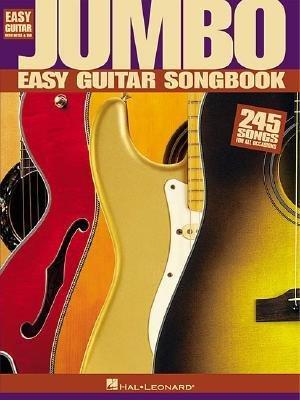 Jumbo Easy Guitar Songbook - 2