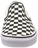 Vans Unisex Classic Checkerboard Black/White