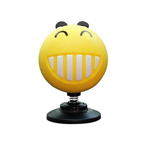 reshener Spring Bobble Head Interior Ornament ()