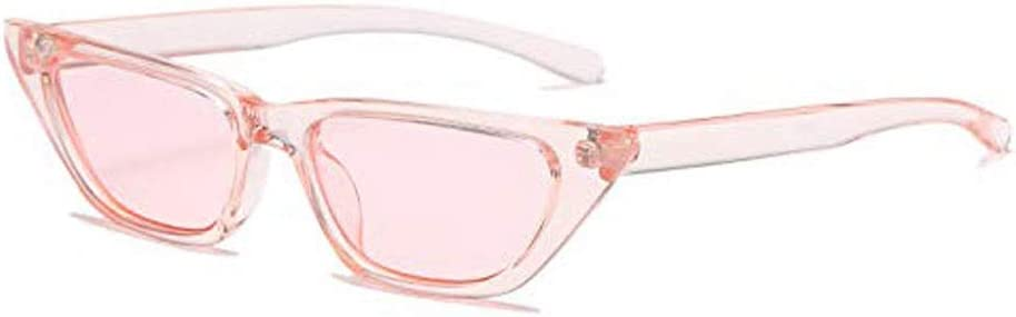 BHDYHM Gafas de protección UV Lindas de Star, Gafas de Sol de Estilo Retro para niñas, Gafas de polígono de Estilo pequeño, Gafas de Sol de protección UV, adecuadas para Ciclismo, Correr, Pescar