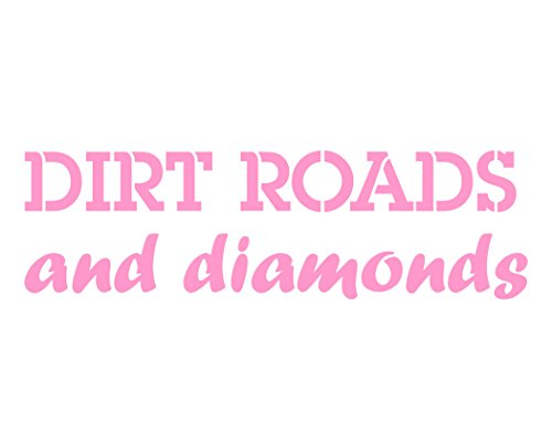 Dirt Roads And Diamonds - 8-3/4
